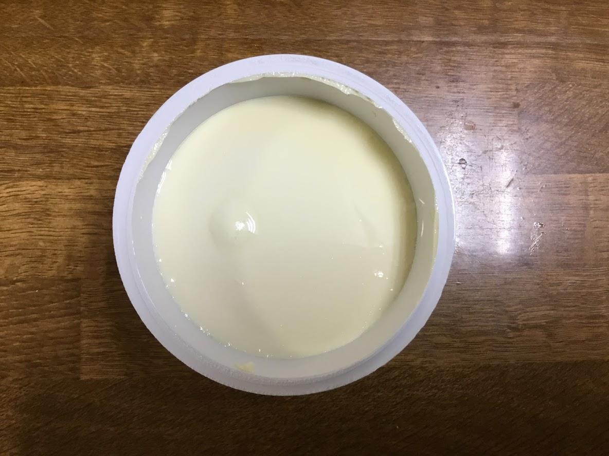 森永乳業 おいしい低糖質チーズケーキプリン 中身 めちゃ旨い