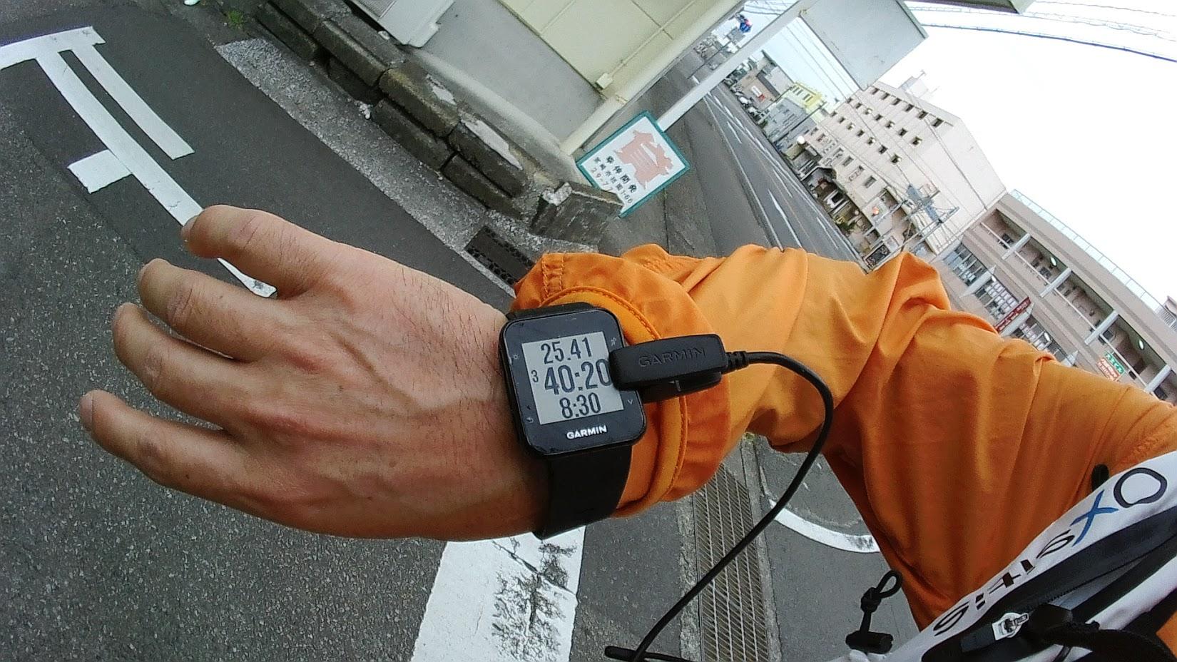GPSマラソン