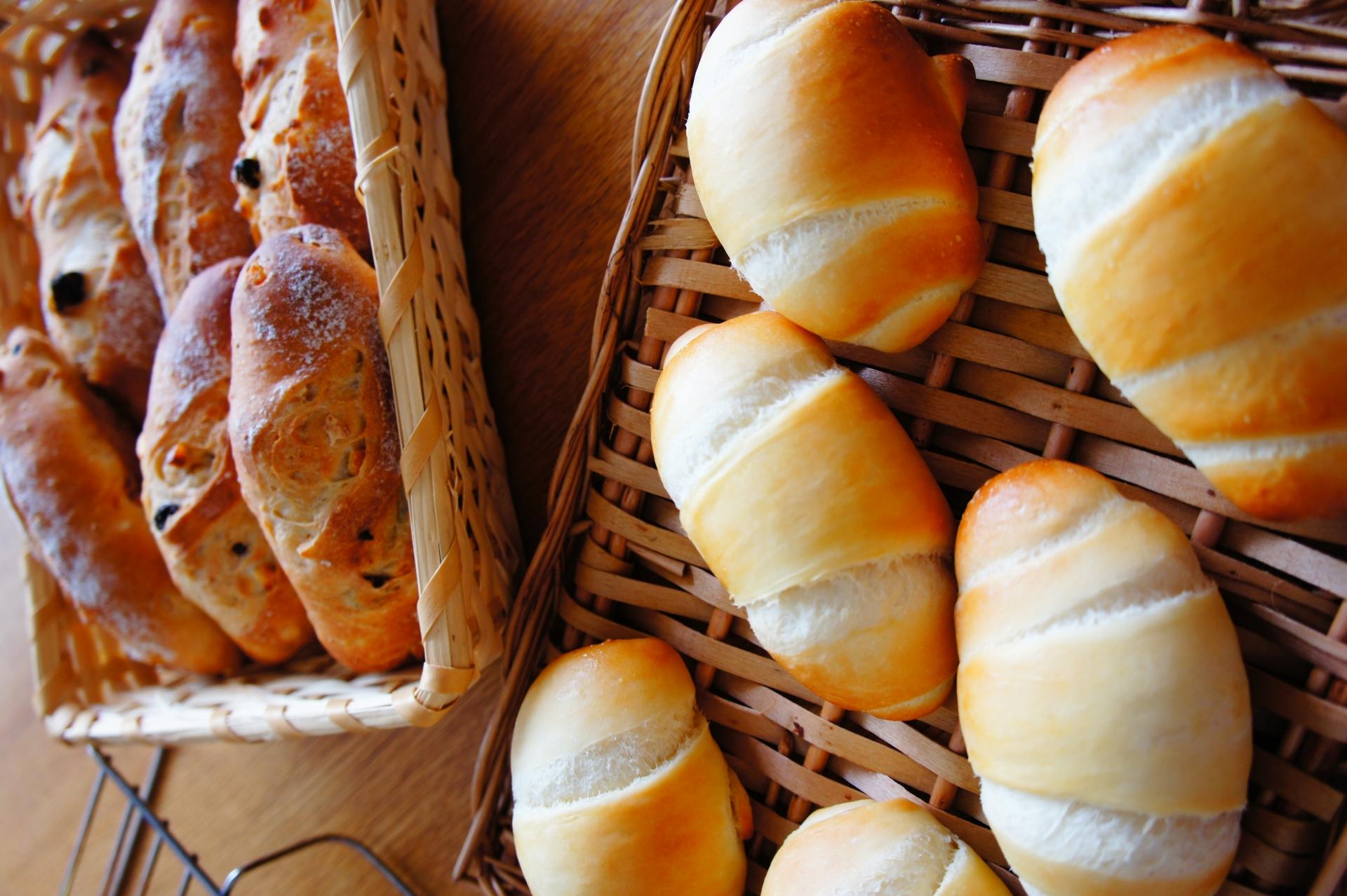 ローソン大麦パン