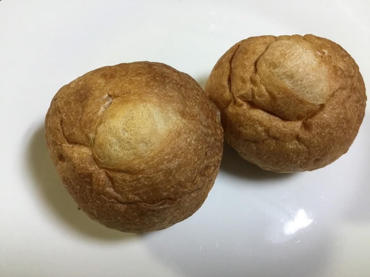 ローソンの大麦のミルクボール