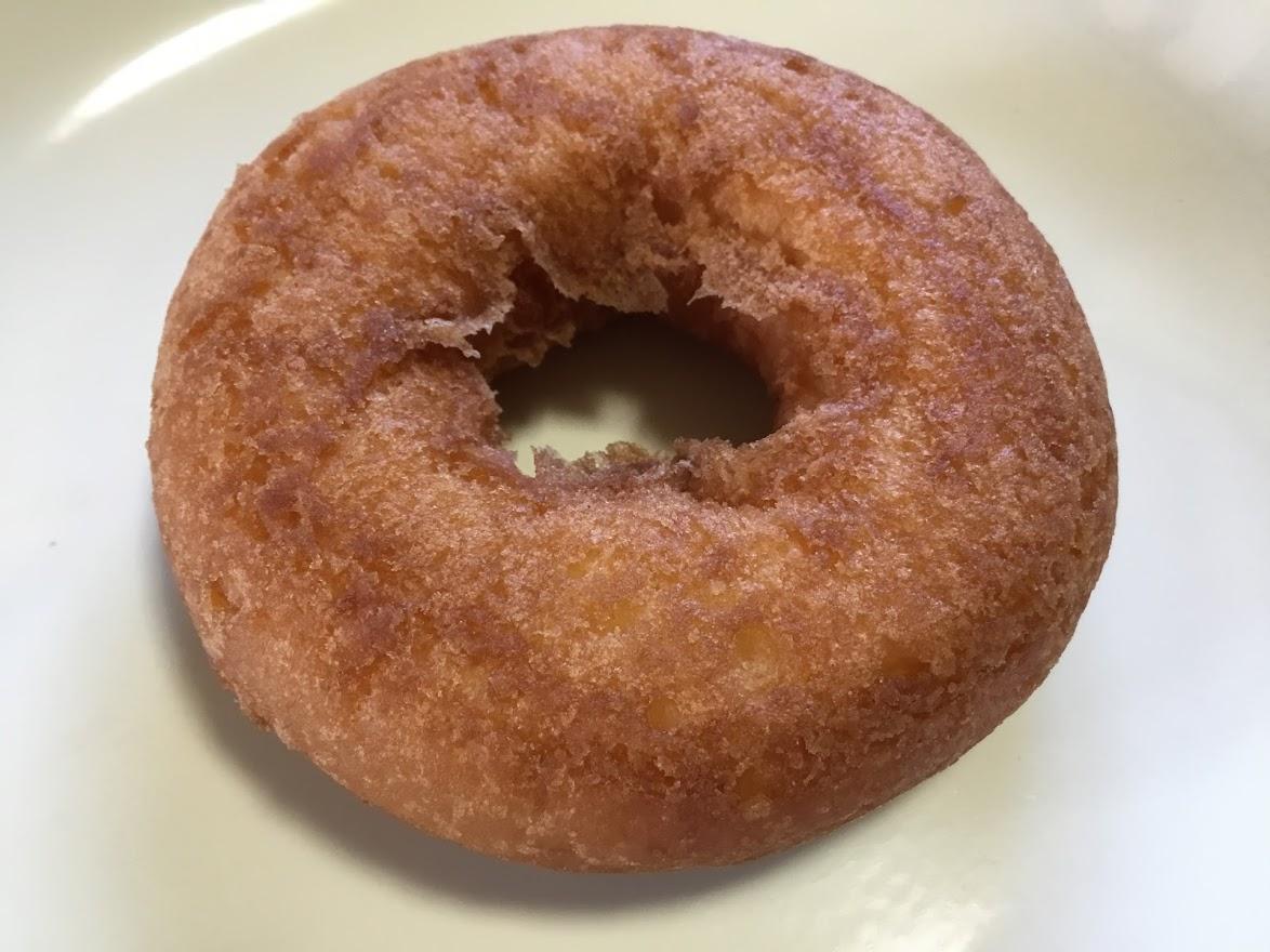 ひとときスイーツ 糖質40%オフ メープルドーナツ