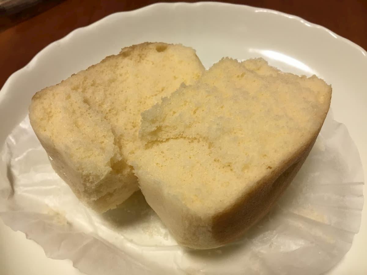 ローソンブランのチーズ蒸しケーキ~乳酸菌入~