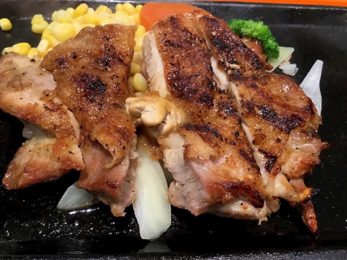いきなりステーキグリルチキンステーキ