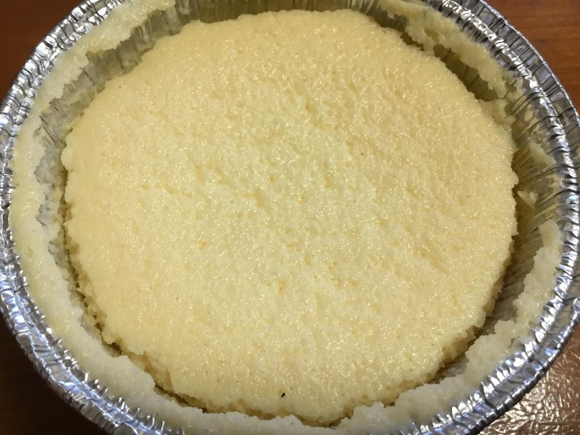 プレシア糖質ターゲットチーズスフレ