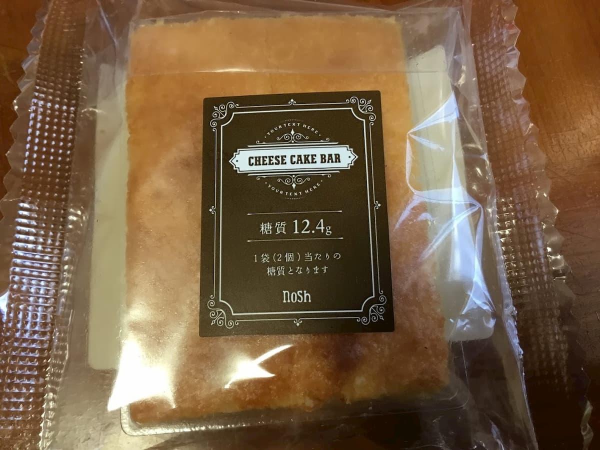 noshスイーツチーズケーキ