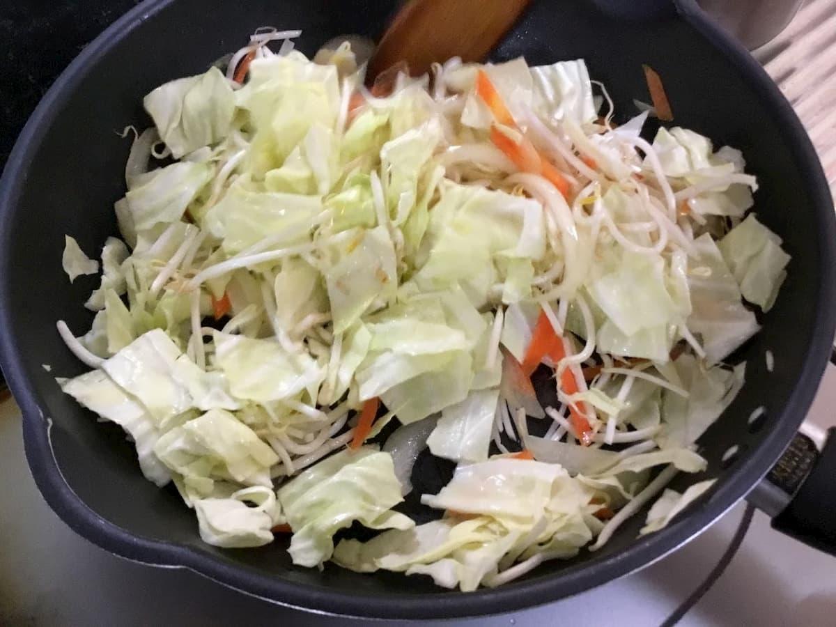 こんにゃくとおからで作ったカロリーOFF麺180gレシピ
