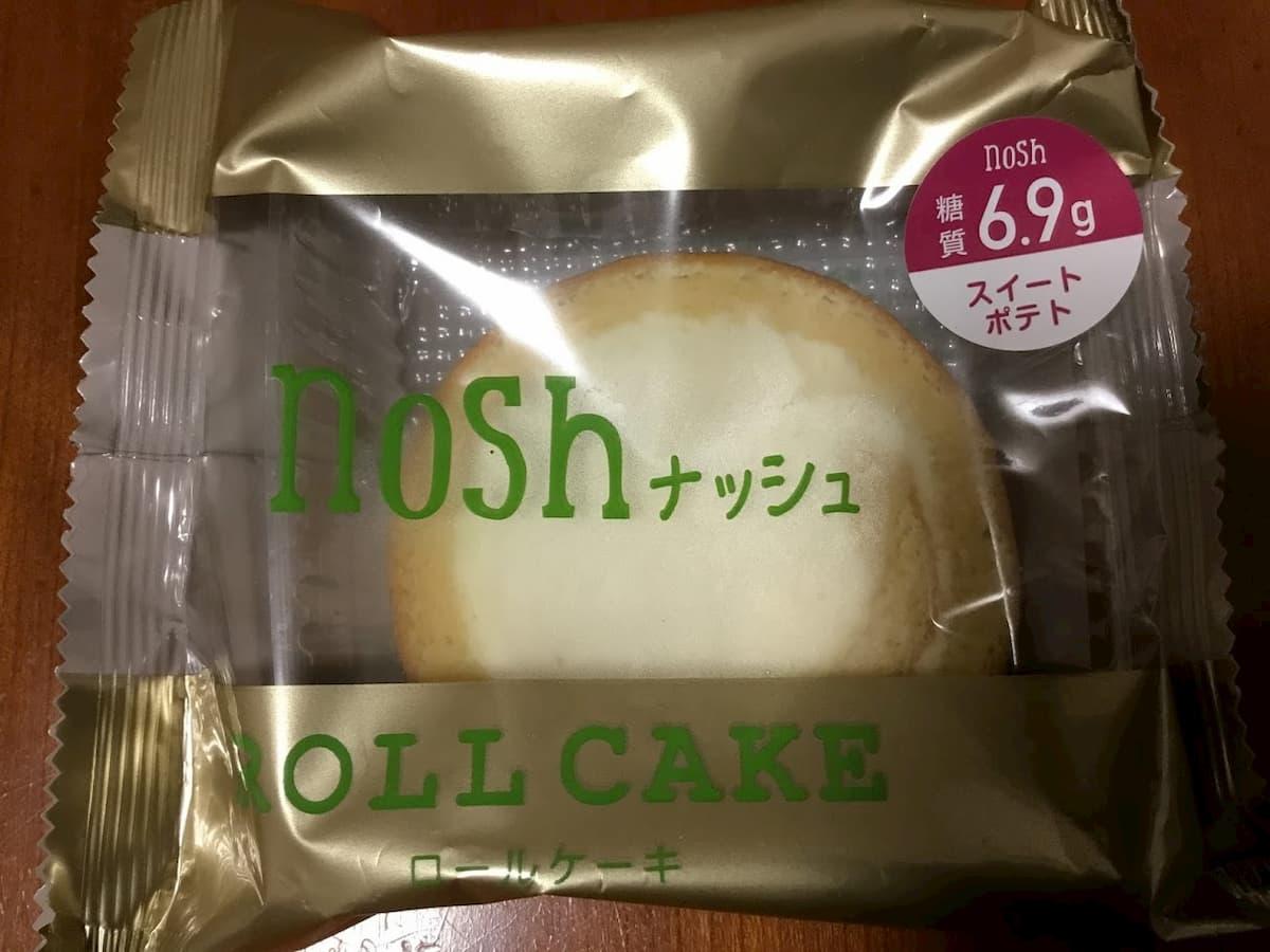 noshロールケーキスイートポテト