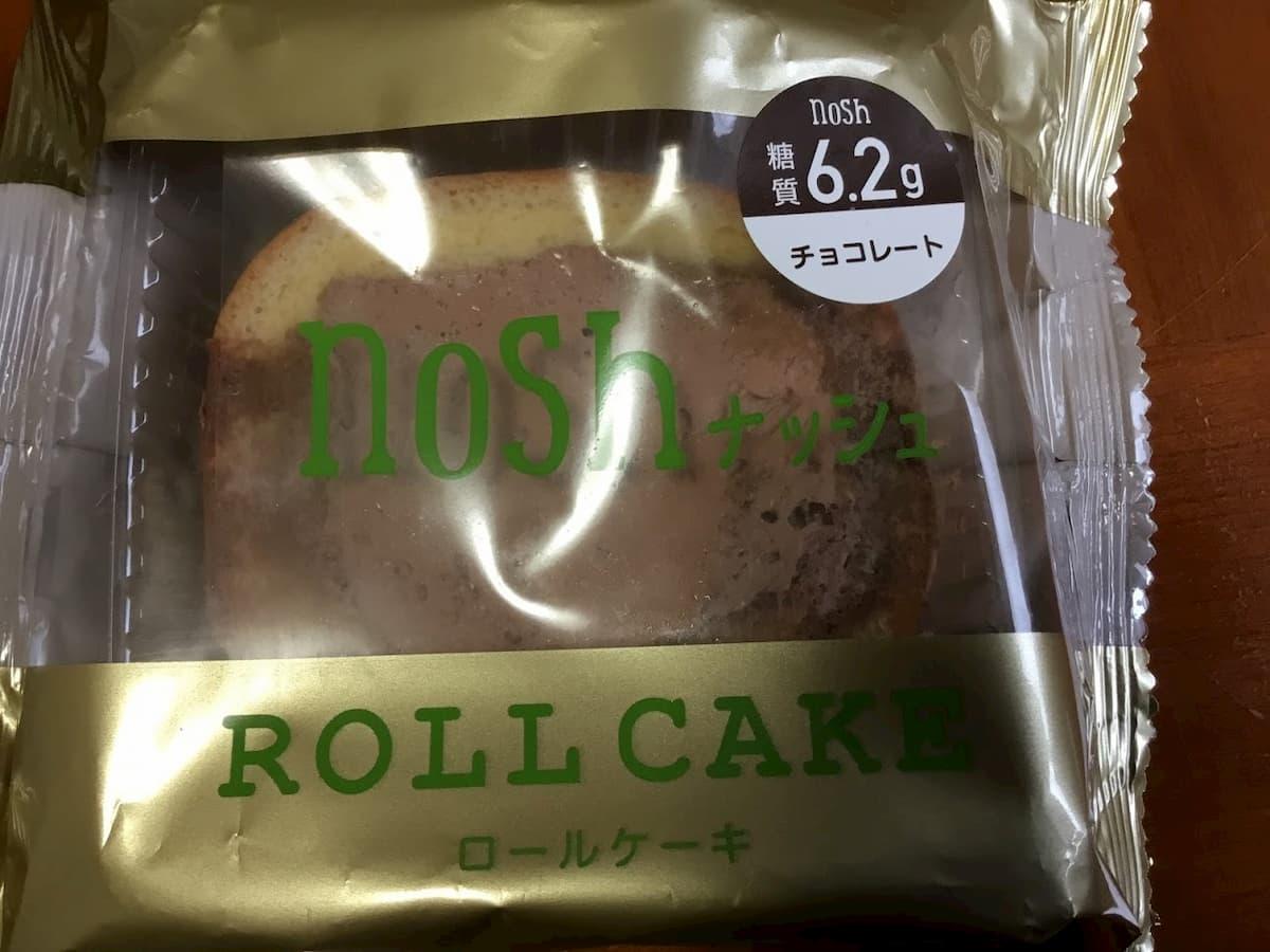 noshスイーツロールケーキチョコレート