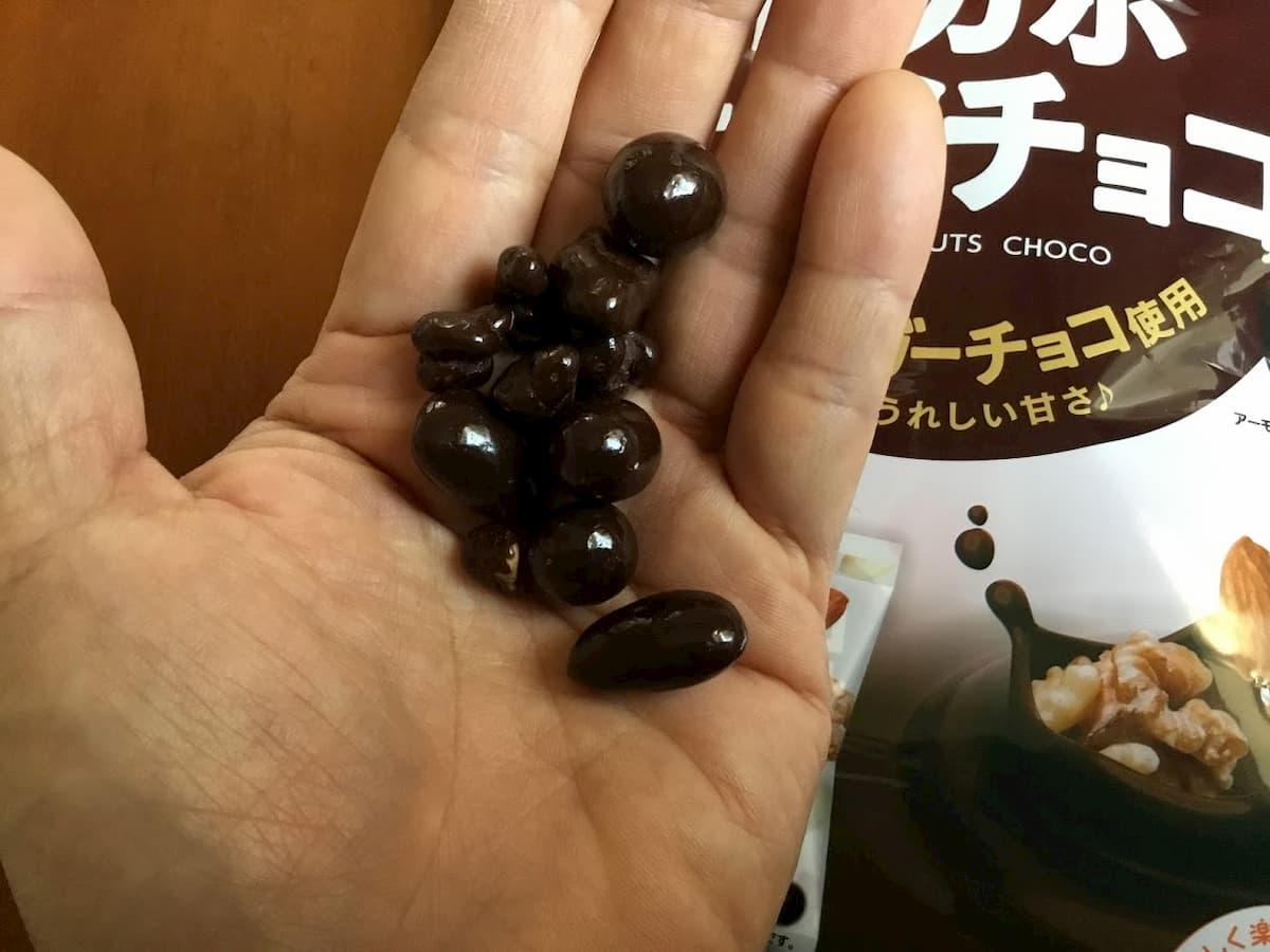 ロカボナッツチョコ大袋