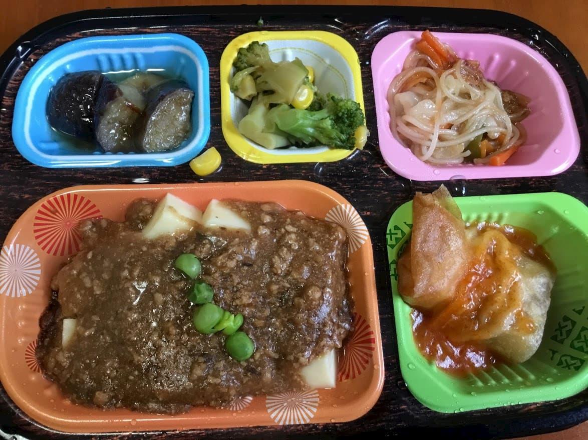 ワタミの宅食ダイレクト麻婆豆腐