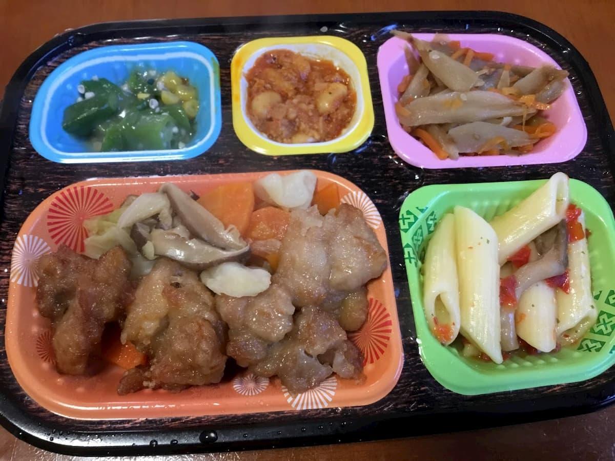 ワタミの宅食ダイレクト鶏の唐揚げ