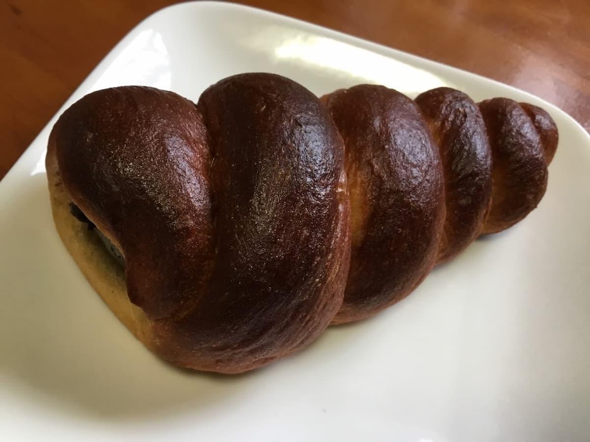 楽園フーズ生チョココロネ