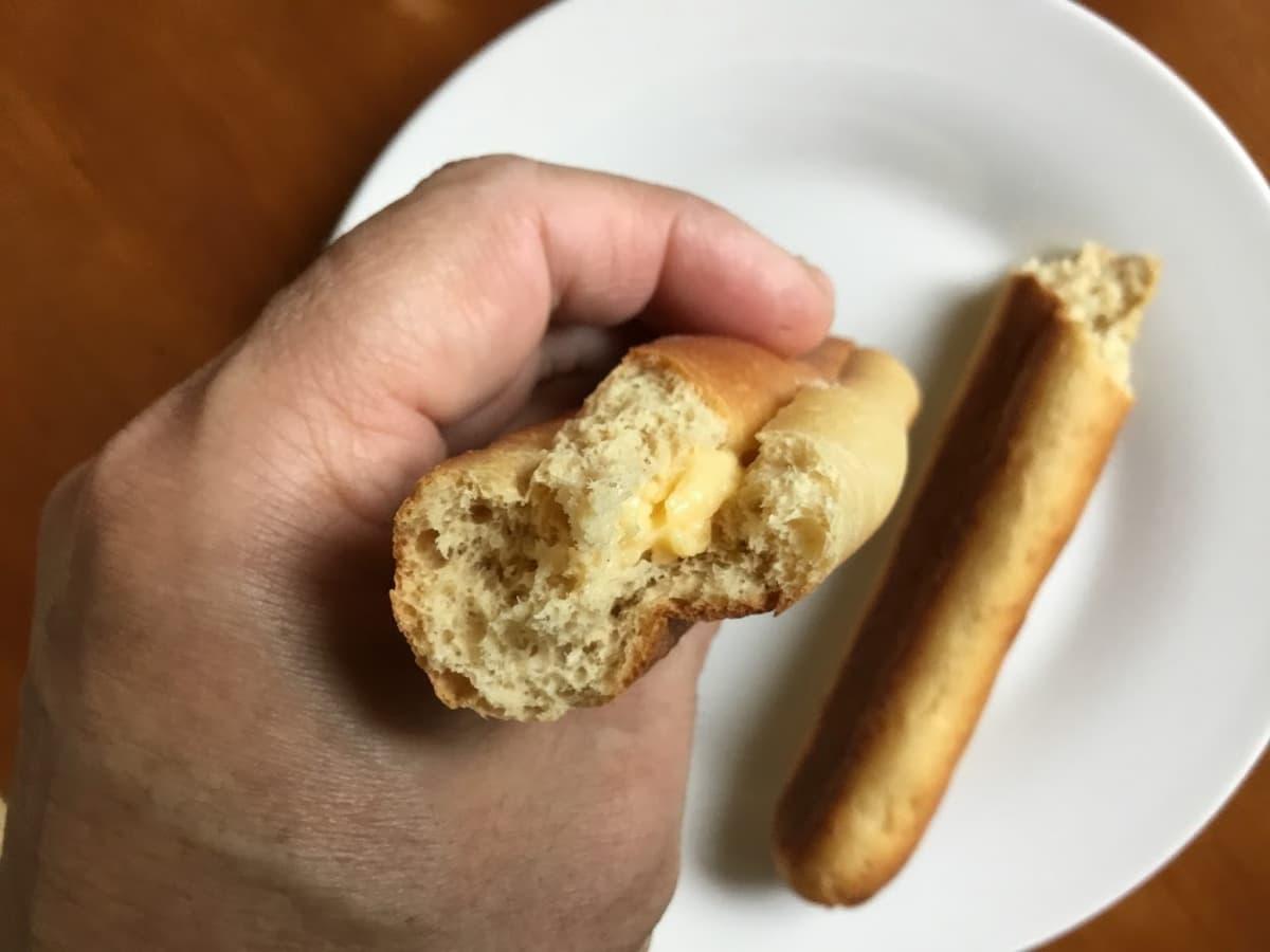 楽園フーズ白いクリームパン