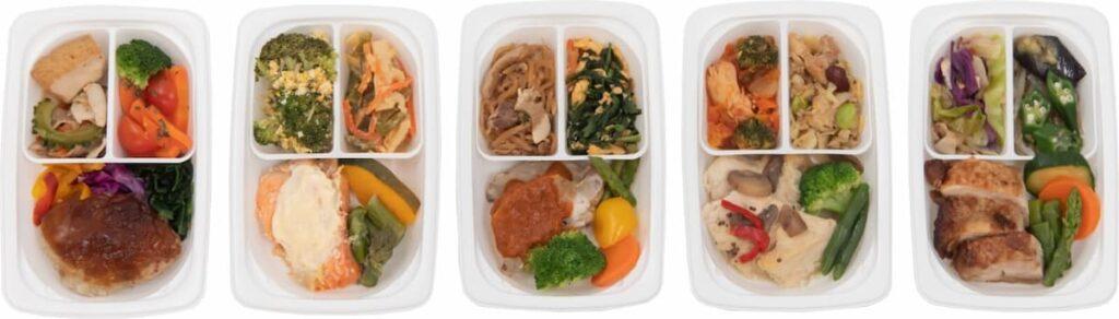 FIT FOOD HOME低糖質の栄養素について